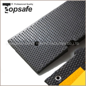High Strength Traffic Safety Rubber Speed Hump Wholesale (S-1120) pictures & photos