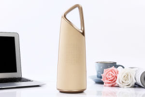Fabric Outdoor Portable Wireless Bluetooth Speaker Daniu Ds-7611 (AUX/Bluetooth/FM/TF card) pictures & photos