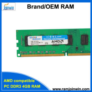 AMD Motherboard Suitable 512MB*4 16c 4GB DDR3 RAM pictures & photos