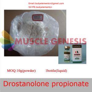 Steroid Hormones High Purity CAS No. 521-12-0 Drostanolone Propionate pictures & photos