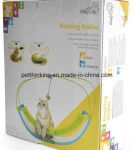 Cat Toy Cat Climbing Frame Multifunctional Combined Cat Game Hammock Cradle pictures & photos