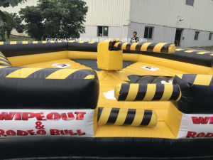 Inflatable Meltdown Bouncy Sport Game Playground pictures & photos