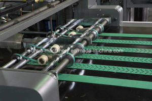 Lfm-Z108L Full Automatic Film Laminating Machine with Chain Knife pictures & photos