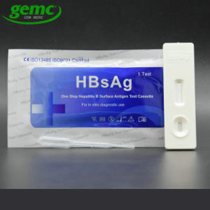 Hbsag Whole Blood Rapid Test Kits with Ce Approved pictures & photos