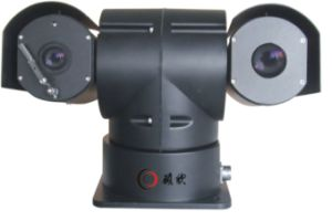 2.2km Vehicle Detection 50mm Lens Intelligent Thermal PTZ CCD Camera pictures & photos