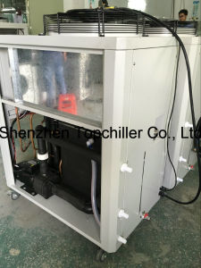 -25c Low Temperature 9kw Air Cooled Glycol Water Chiller pictures & photos