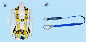 Safety Belt with Waist Belt and EVA Block (EW0116H) -Set2