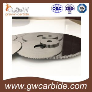 Tungsten Carbide Saw Blade with Fine Tooth pictures & photos