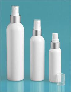 1oz 2oz 4oz 8oz 16oz Plastic Cosmo Pet Spray Bottle with Aluminum Fine Mist Sprayer pictures & photos