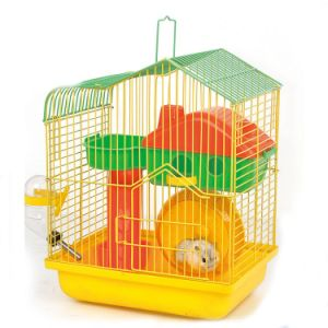 Hamster Cage for Traveling Hamster Cage pictures & photos