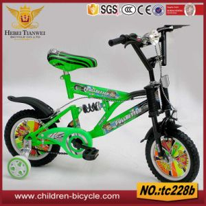 Wheels Card with Training Wheel Suspension Child Bike pictures & photos