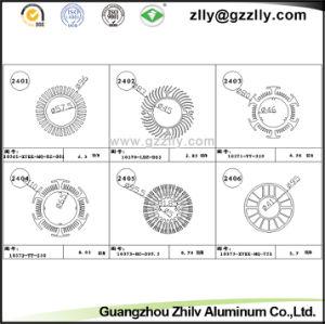 Die Casting Anodized Aluminum Profile Heatsink Building Material Construction pictures & photos