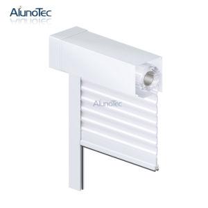 Automatic Aluminum Rolling Shutter Window / Horizontal Aluminium Roller Shutter pictures & photos