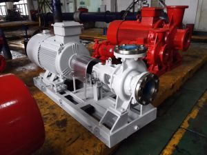 API610 Oh2 Standard Chemical Pump pictures & photos