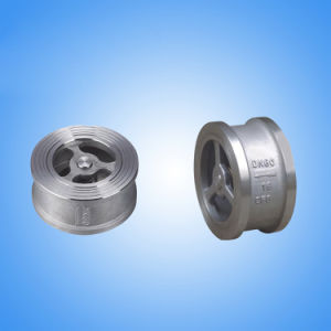 2017 High Quality 304 Dn15 Clamp Check Valve pictures & photos