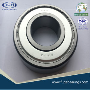 F&D Deep groove ball bearing 6311-C3 ZZ for auto parts pictures & photos