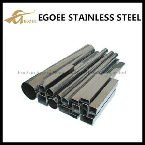 AISI ASTM A554 304 Stainless Steel Pipe pictures & photos