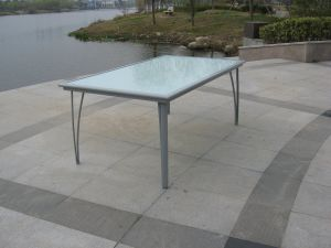 Aluminum Outdoor Garden Table and Chair pictures & photos