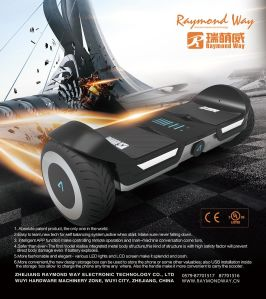 UL2272 Certified 8 Inch Self Balance Electric Scooter Hoverboard