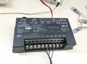 DMX512 Decoder 30kHz with Master Function pictures & photos