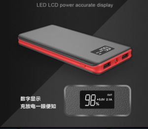 High Capacity 10000mAh Power Bank for Mobile pictures & photos