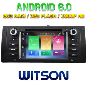 Witson Eight Core Android 6.0 Car DVD for BMW E39 pictures & photos