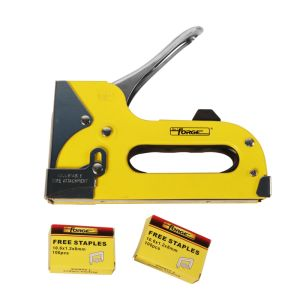 Multifunctional Hand Tools Heavy Duty Nail Gun Staple Gun with Staples pictures & photos