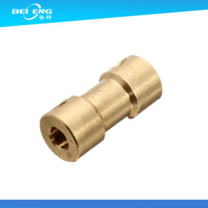 Customized Gold Plated Brass Machining Parts Brass Ring pictures & photos