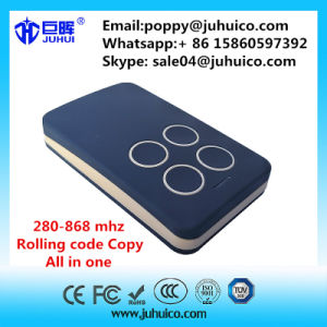 Multi-Frequency 280-868MHz RF Universal Remote Control pictures & photos