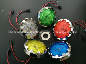 New Product 12leds SMD5050 LED Point Source Light Programmable RGB LED Light pictures & photos