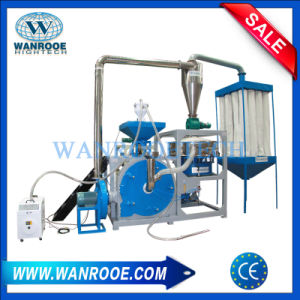 Disc Type LDPE/ LLDPE/ HDPE/ Pet/ PE Plastic Powder Pulverizer Machine pictures & photos
