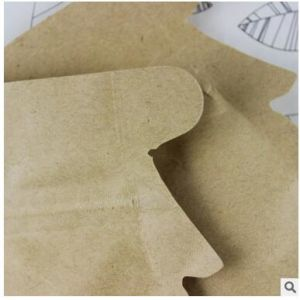 Packaging Aluminized Ziplock Pouch Kraft Paper Bag pictures & photos