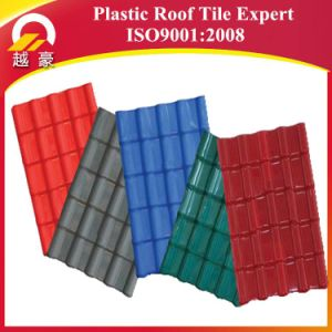 Spanish Style Roof Sheet/Lightweight Roofing Materials/ASA Roof Tiles