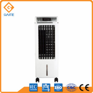 High Quality Movable Floor Standing Portable Evaportive Mini Air Cooler Household pictures & photos