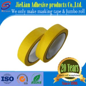 Heat Resistance Adhesive Masking Tape pictures & photos