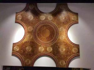 Abnormal Shape Custom-Made Parquet /Engineered Wood Flooring pictures & photos