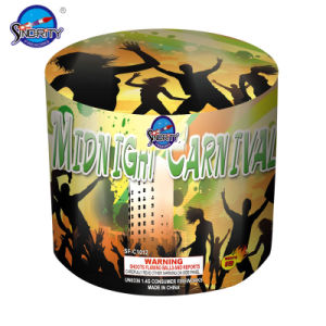 19 Shots Round Shape Crackling Cake Fireworks pictures & photos