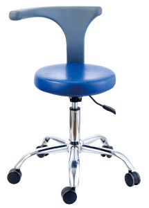 Hot Selling PU Dental Doctor Stool for Clinic, Hospital pictures & photos