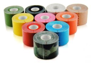 Ce/ISO Approved Medical Kinesiology Tape (MT59393001) pictures & photos
