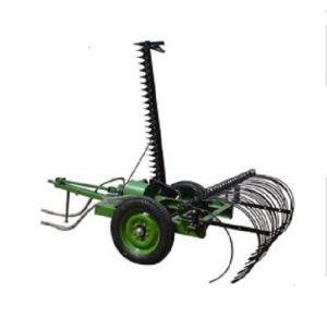 Tractor Trailed Cutting and Raking Mower for Sale pictures & photos