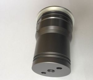 Europe Customized CNC Machining Aluminum Parts for LED Torch Body pictures & photos