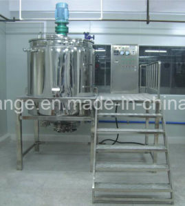 Shampoo Lotion Hair Conditioner Cream Making Machine pictures & photos
