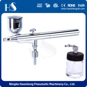 HS-34D 2016 Very Popular Product Dual Action Airbrush for Cake Decorating pictures & photos