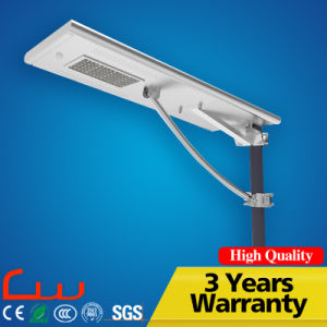 Manufacturer China Integrated All in One LED Solar Street Light pictures & photos