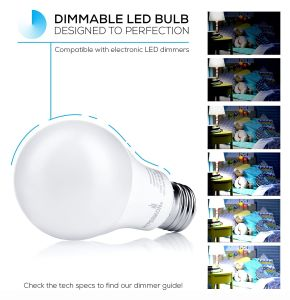LED Bulb 7W 9W 12W E27 LED Light Bulb for Home Lighting pictures & photos