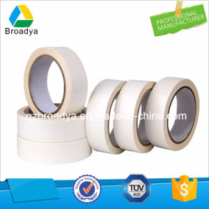 Double Sided Solvent Base Non-Woven Tissue Adhesive Tape (DTS10G-08) pictures & photos