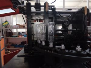 Automatic Plastic Pet Stretch Blow Moulding Machine 2liter pictures & photos