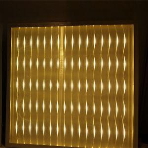 3D LED Panel Light 600X600 36W Ceiling Fixture pictures & photos