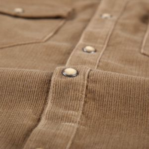 Mens Long Sleeve Corduroy Shirts pictures & photos