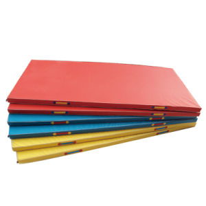 High Grade Leather Coating Gym Mats Exercise Mats pictures & photos